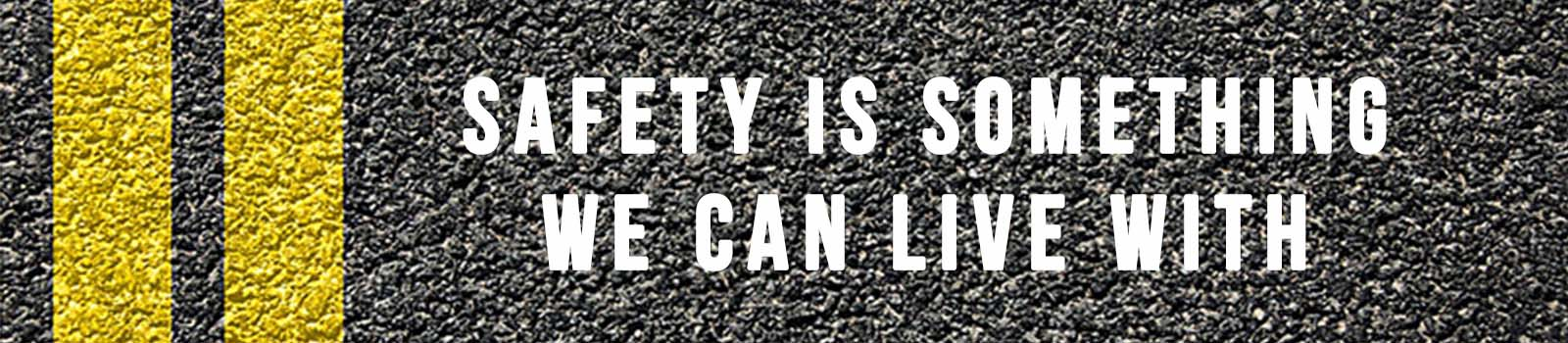 Safety Banner - WEBSITE